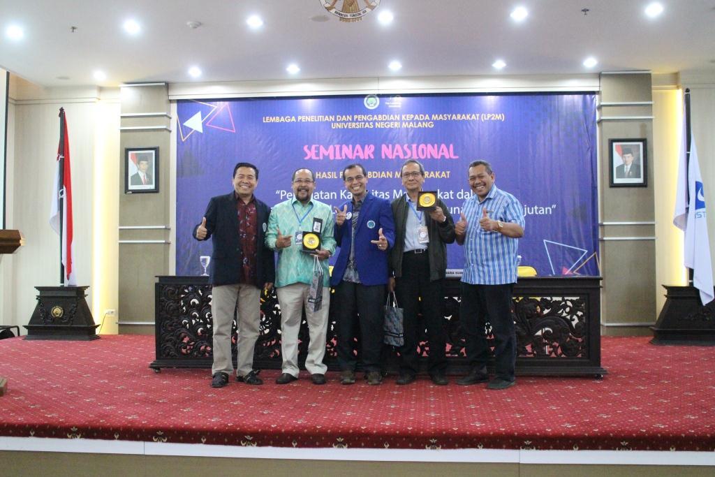 Photo of LP2M UM Sebagai Sarana Penguatan Kapasitas Pengabdian Masyarakat