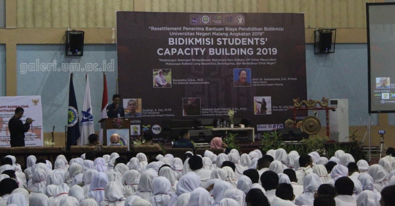 Photo of Bidikmisi Students Capacity Building (BSCB) Tahun 2019