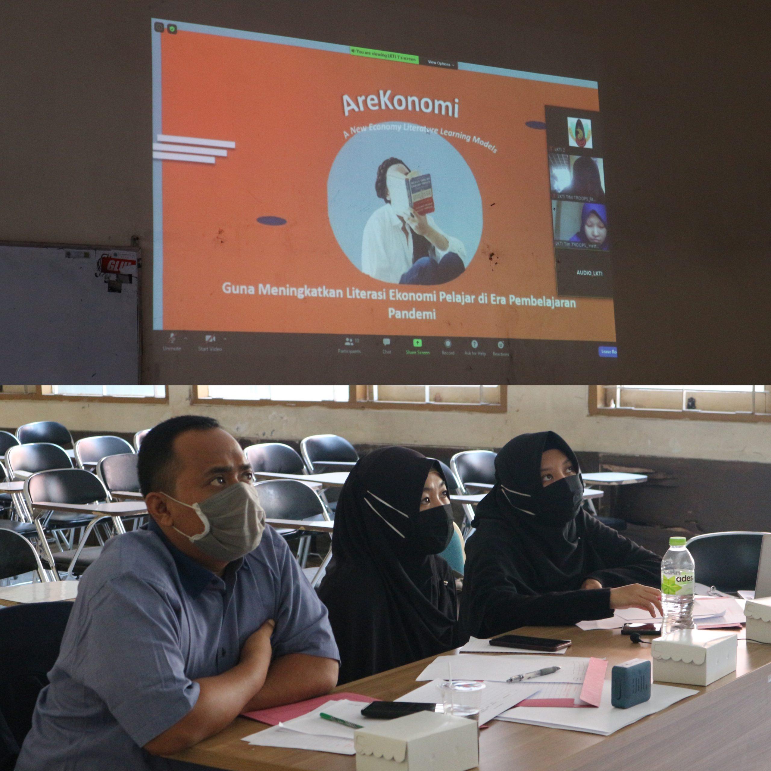 Photo of Management Competition : Pacu Prestasi Mahasiswa di Era Pandemi