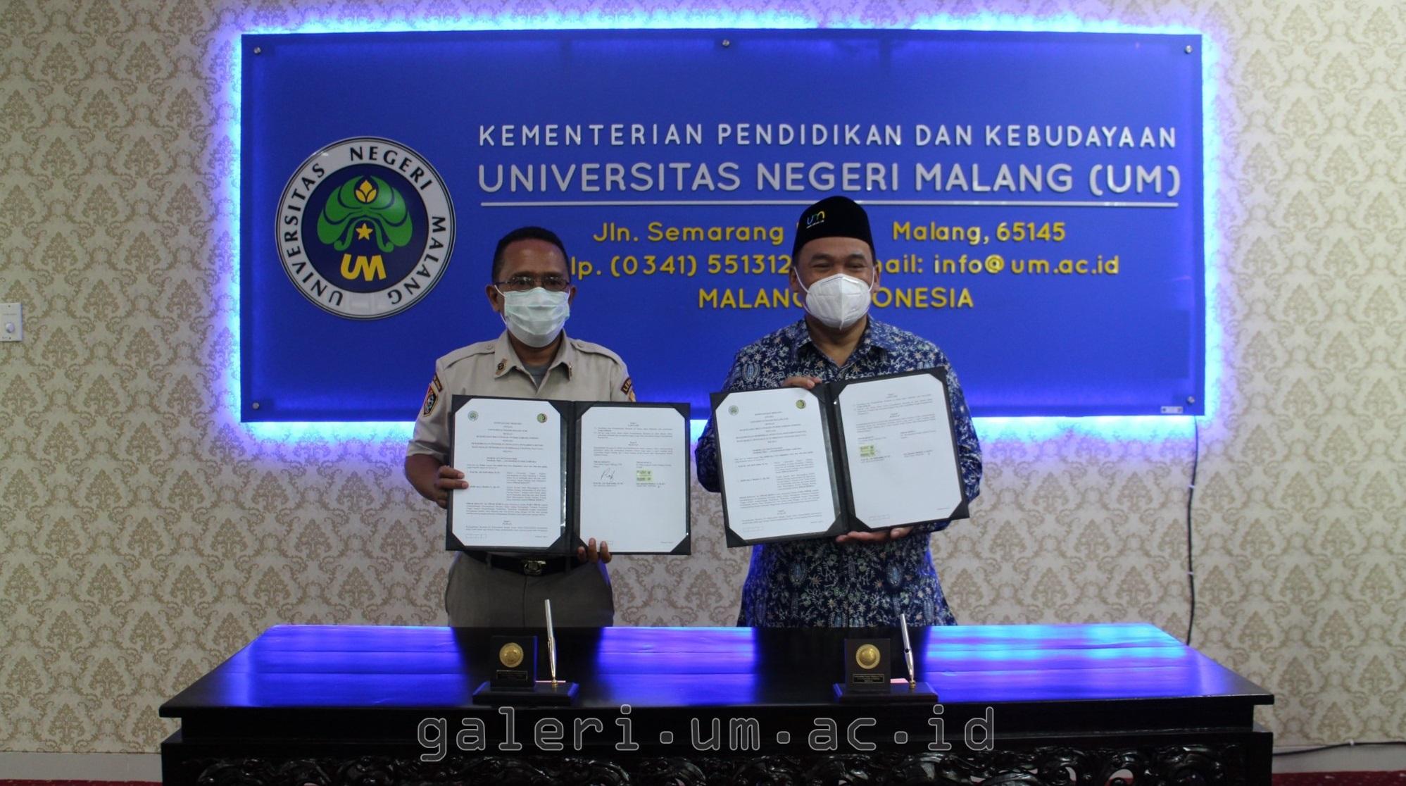 Photo of Jelang Berdirinya Fakultas Kedokteran, UM Lakukan PKS Dengan Beberapa Rumah Sakit