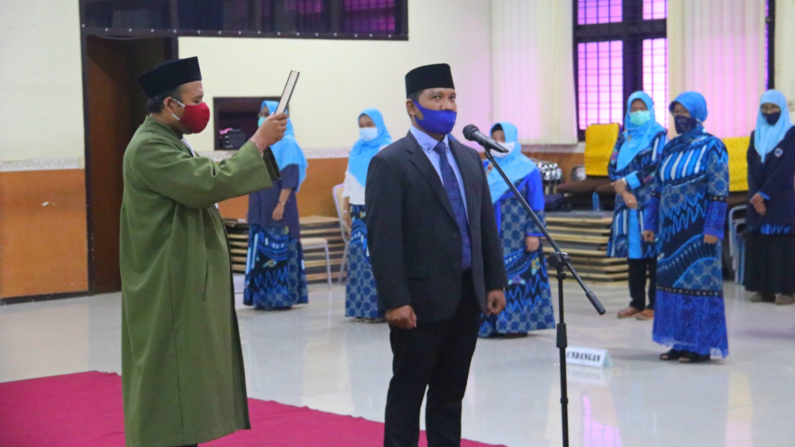 Photo of Dokumentasi Pelantikan Koorprodi S1 Bahasa dan Sastra Indonesia Jurusan Sastra Indonesia FS UM