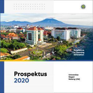 Sampul Prospectus UM 2020