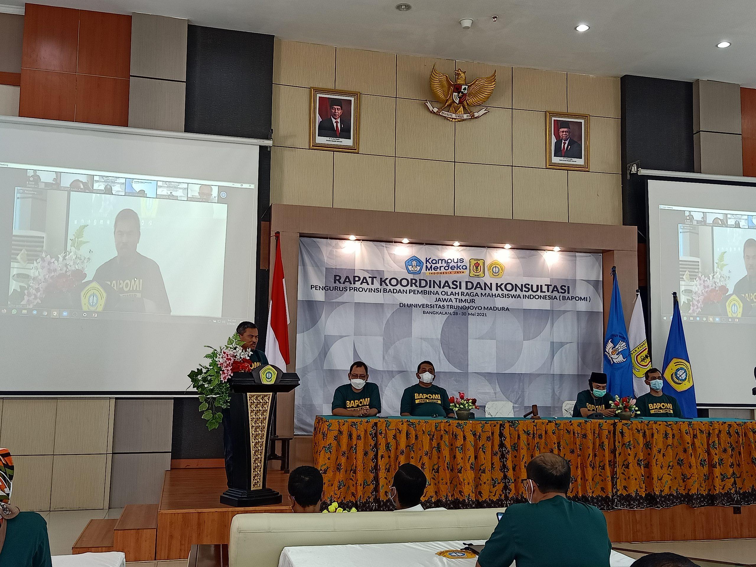 Photo of Rapat Kordinasi dan Konsultasi (Rakor) ke-VII