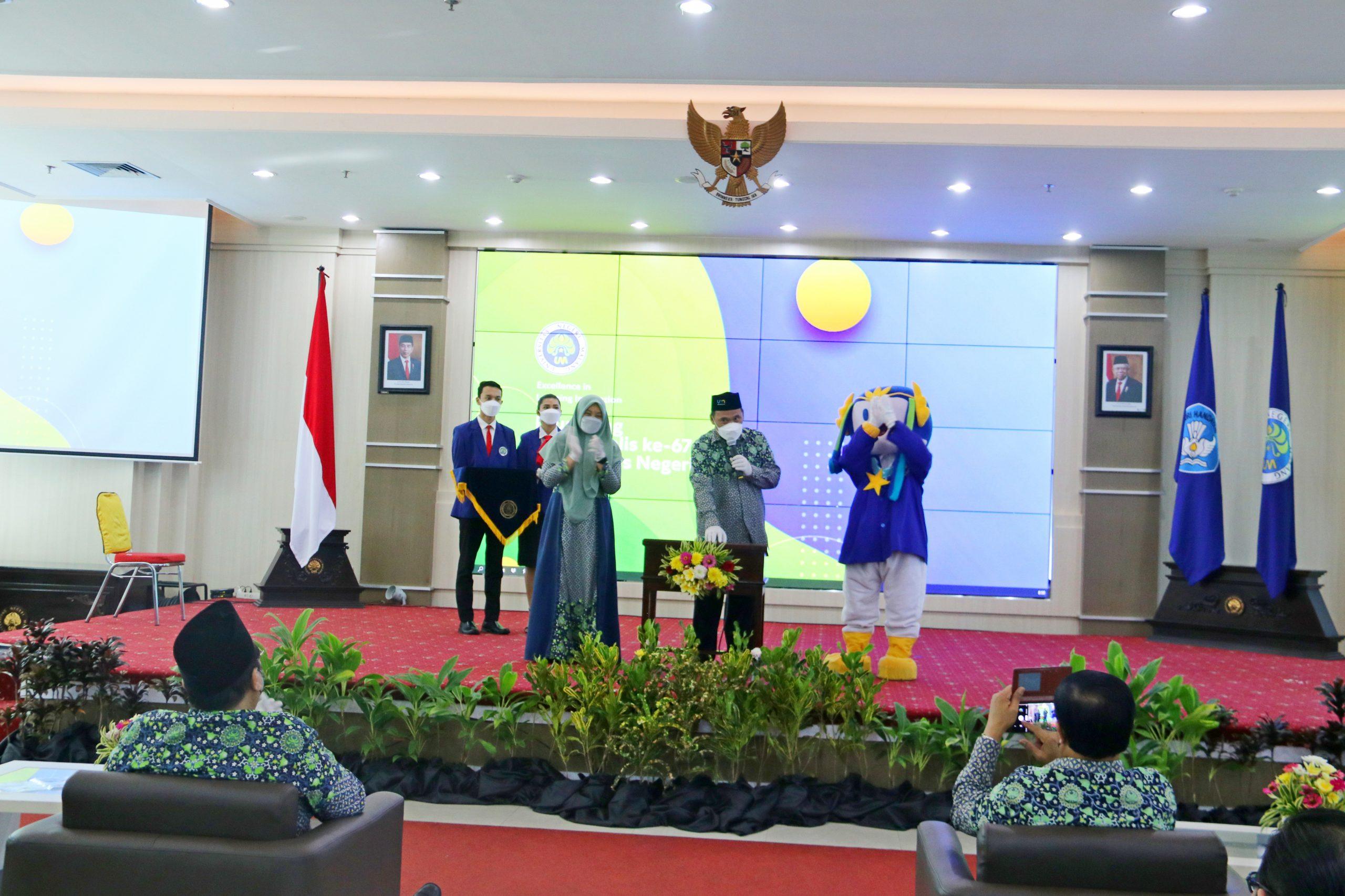 Photo of UM Sukses Selenggerakan Launching Dies Natalis ke-67 Tahun